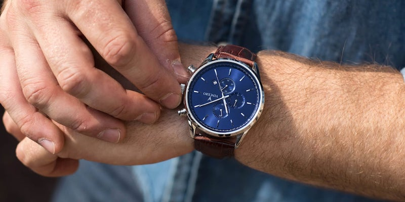 Vincero Chrono S Masculine Timepiece