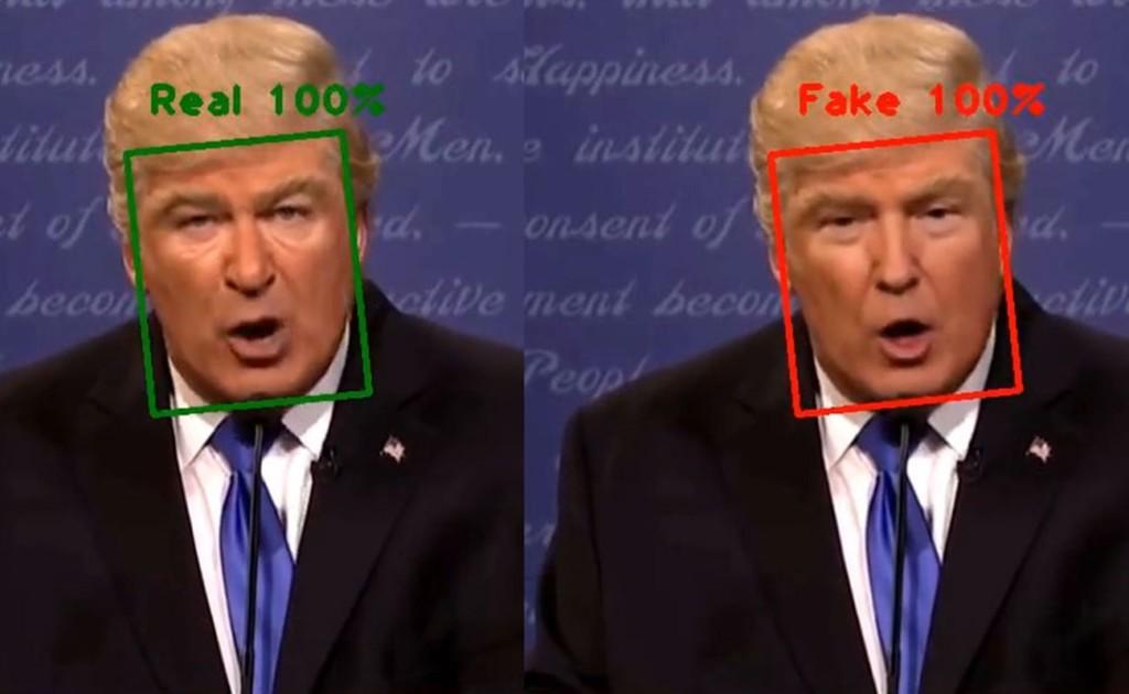A example of a deepfake of Alec Baldwin and Donalt Trump