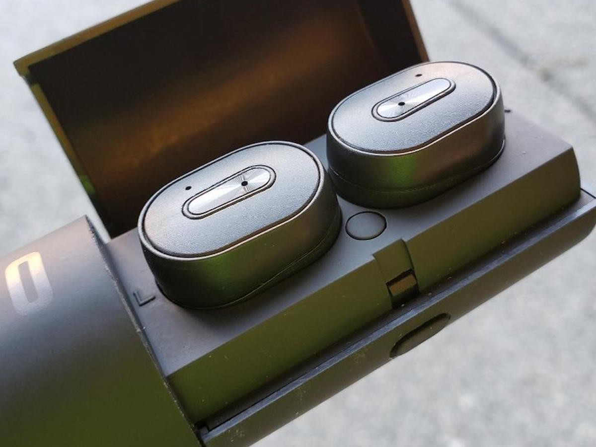 Wicked Audio Arq True Wireless Bluetooth Earbuds offer a full 60 hours of playtime