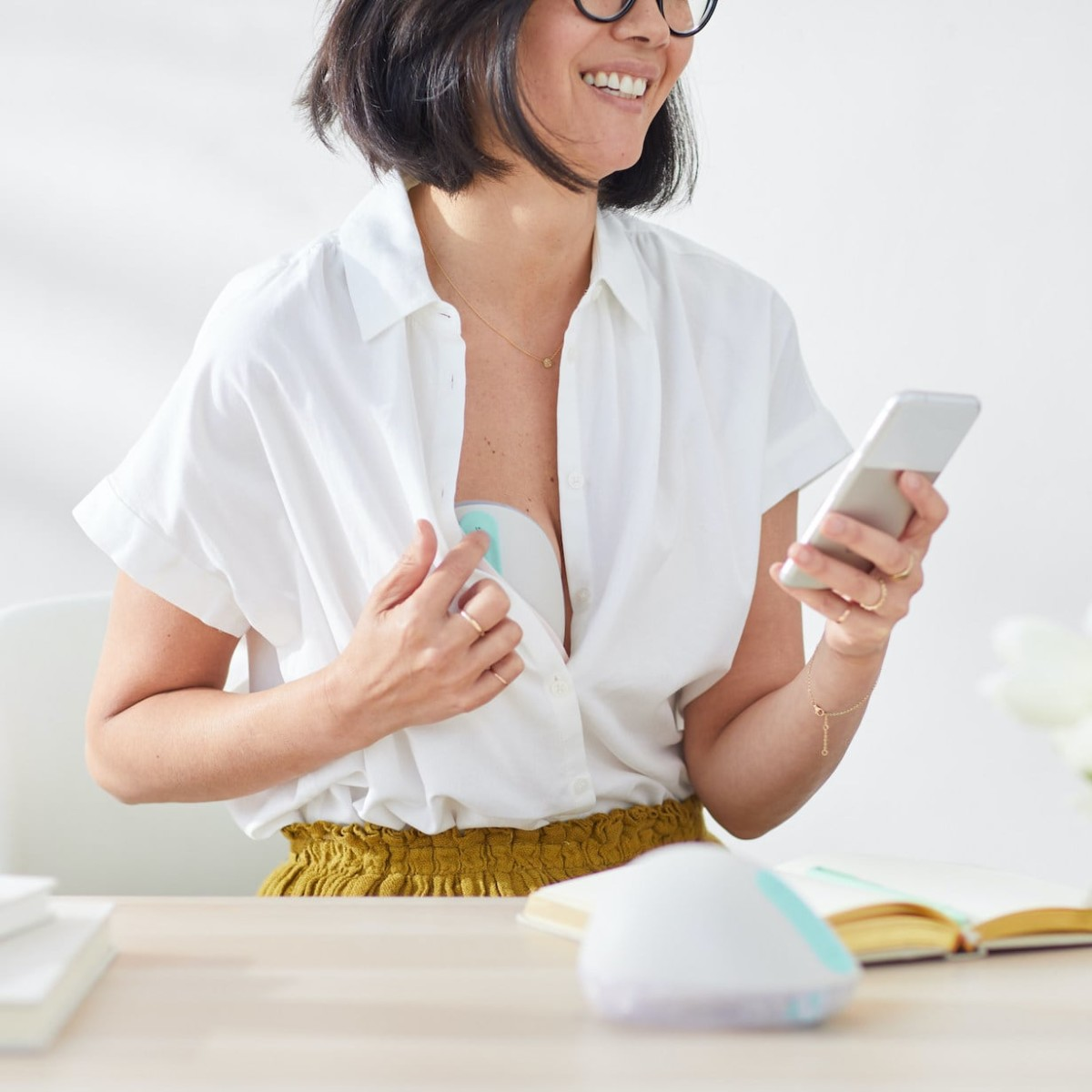 Willow Generation 3 Smart Breast Pump promises a higher milk yield