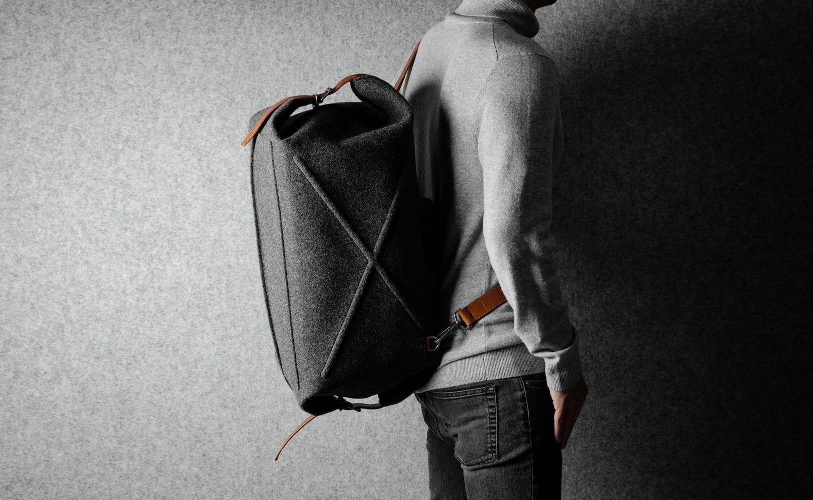 hardgraft Layover Holdall Short-Term Travel Bag