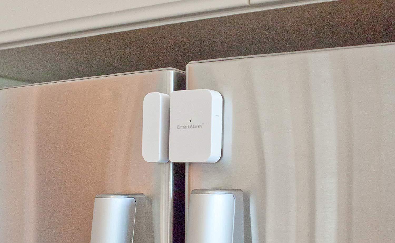 iSmartAlarm Contact Sensor Door & Window Alarm instantly notifies you if anything opens