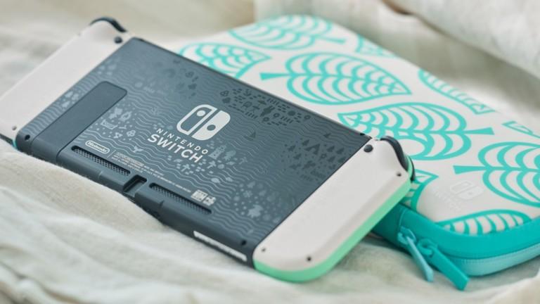 Animal Crossing Nintendo Switch bundle