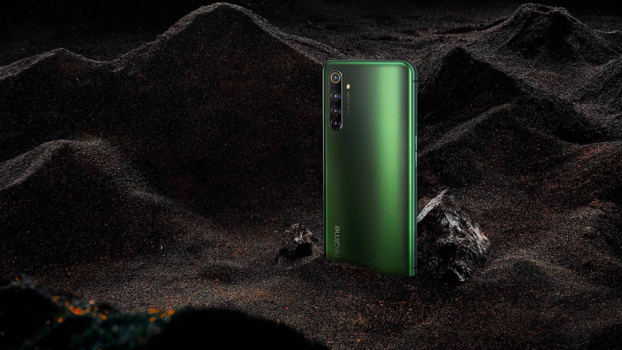 realme X50 Pro 5G Smartphone has a Snapdragon 865 5G processor that is as fast as 2.84 GHz
