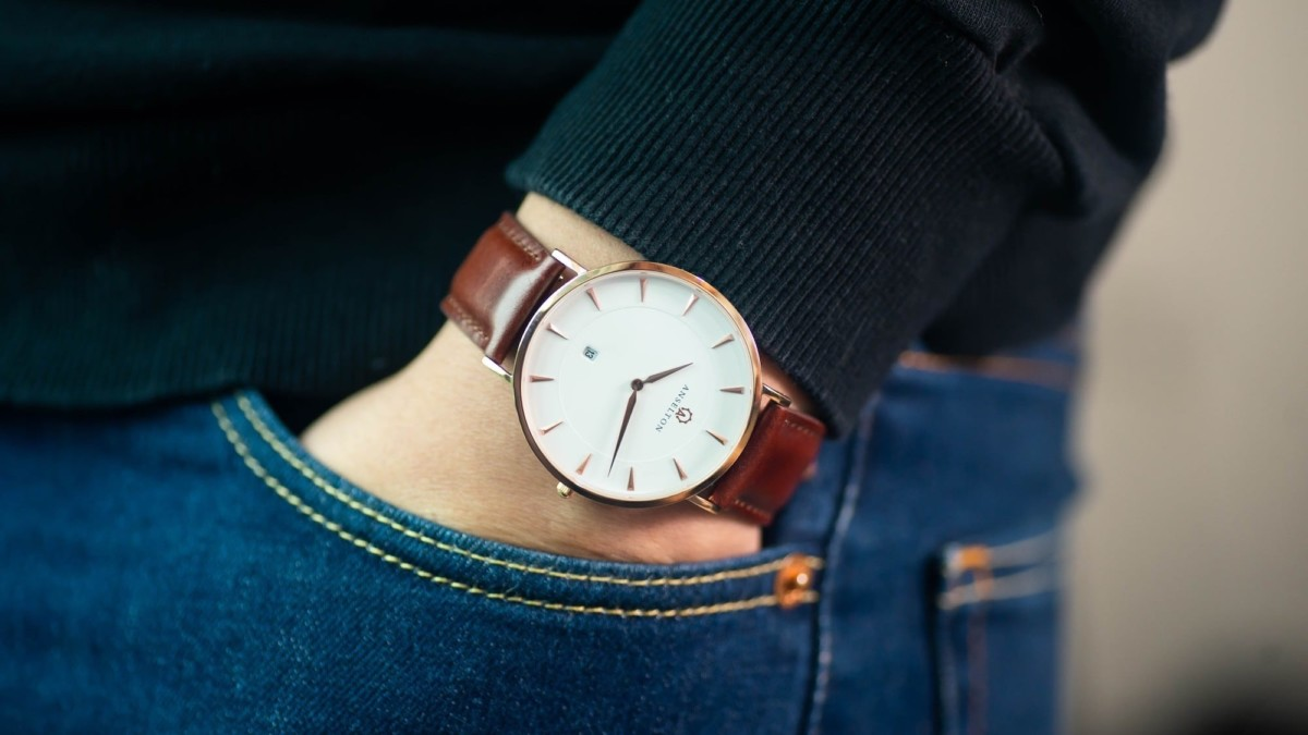 Anselton Timepiece Collection Traditional Watches come in limited-edition batches