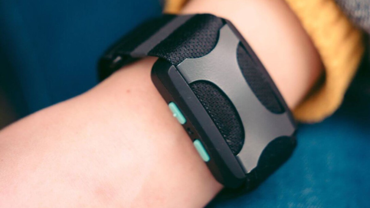 Apollo Neuro Apollo System Feeling Wearable lets you determine how you want to feel