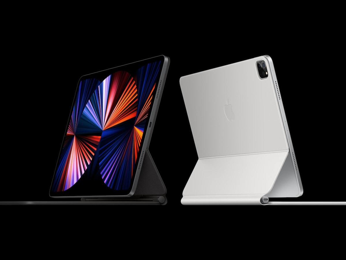 Apple All-New Magic Keyboard for iPad Pro has a trackpad that works with iPadOS