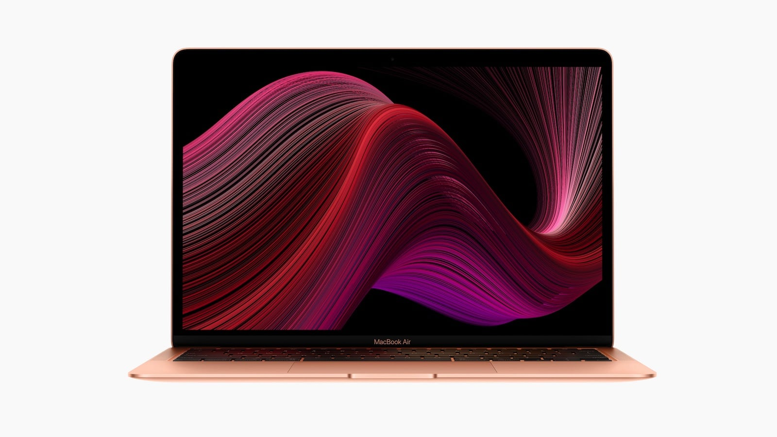 Apple MacBook Air 2020 Version Laptop has a Retina display with 4 million pixels