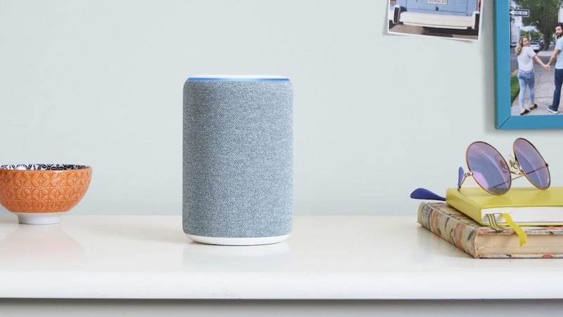 All-New Amazon Echo Fabric Smart Speaker