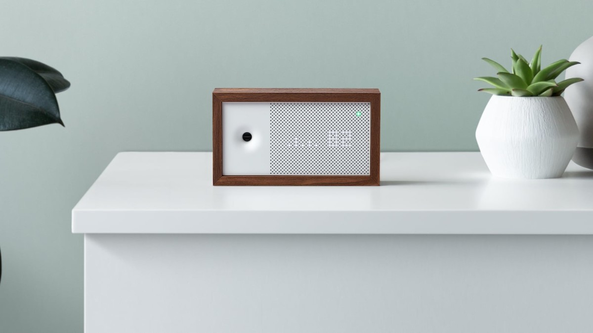 Awair 2nd-Edition Air Quality Monitor tracks the 5 most important elements in your air