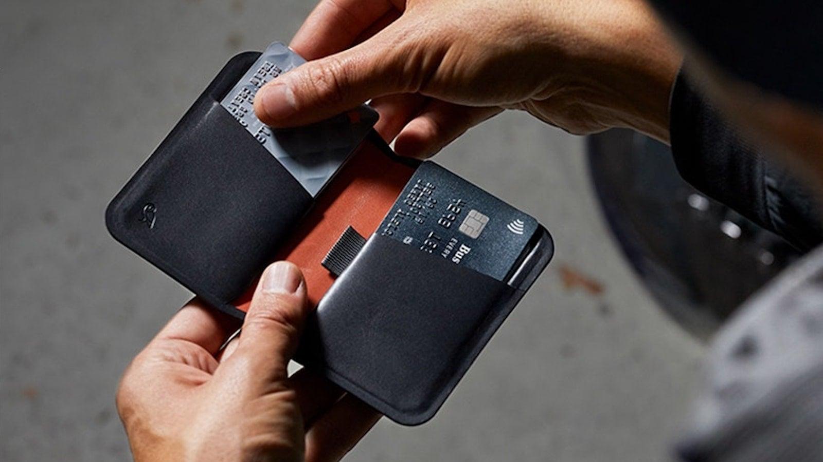 Bellroy Apex Slim Sleeve Sleek Wallet