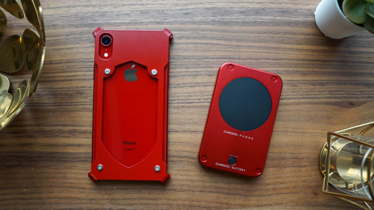 BeraShield 2 Phone Protection and Charging System keeps your phone safe
