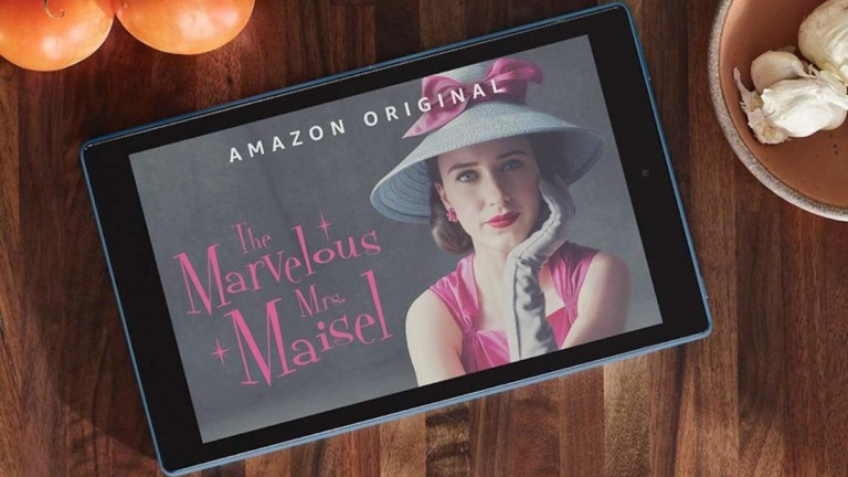 Amazon All-New Fire HD 10 Alexa-Enabled Tablet
