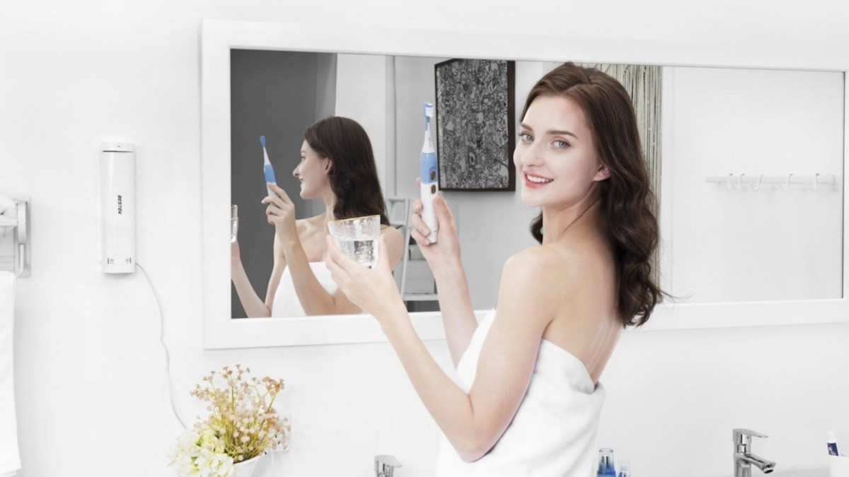 A UV electric toothbrush is an amazing way to keep your mouth bacteria-free