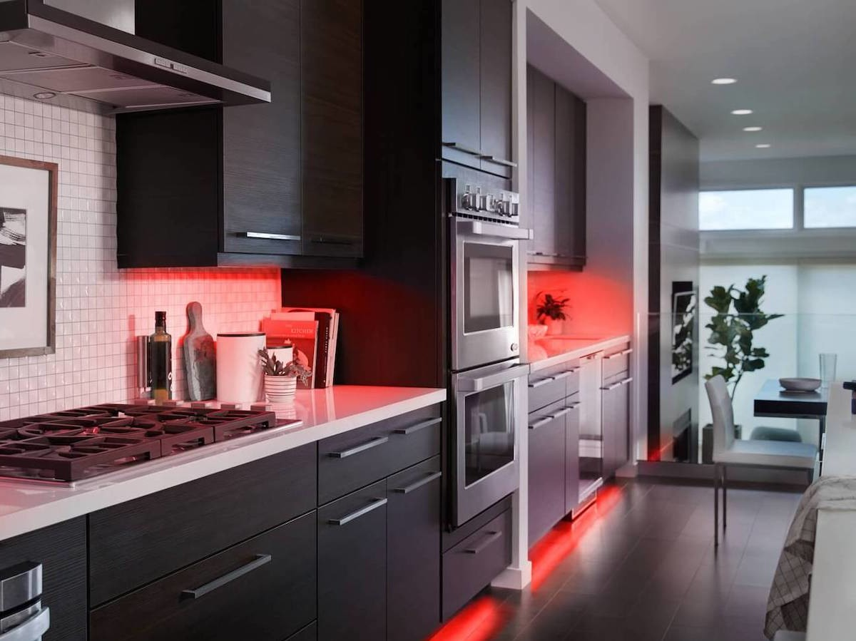 C by GE Full Color LED Light Strip fits anywhere with peel-and-stick installation