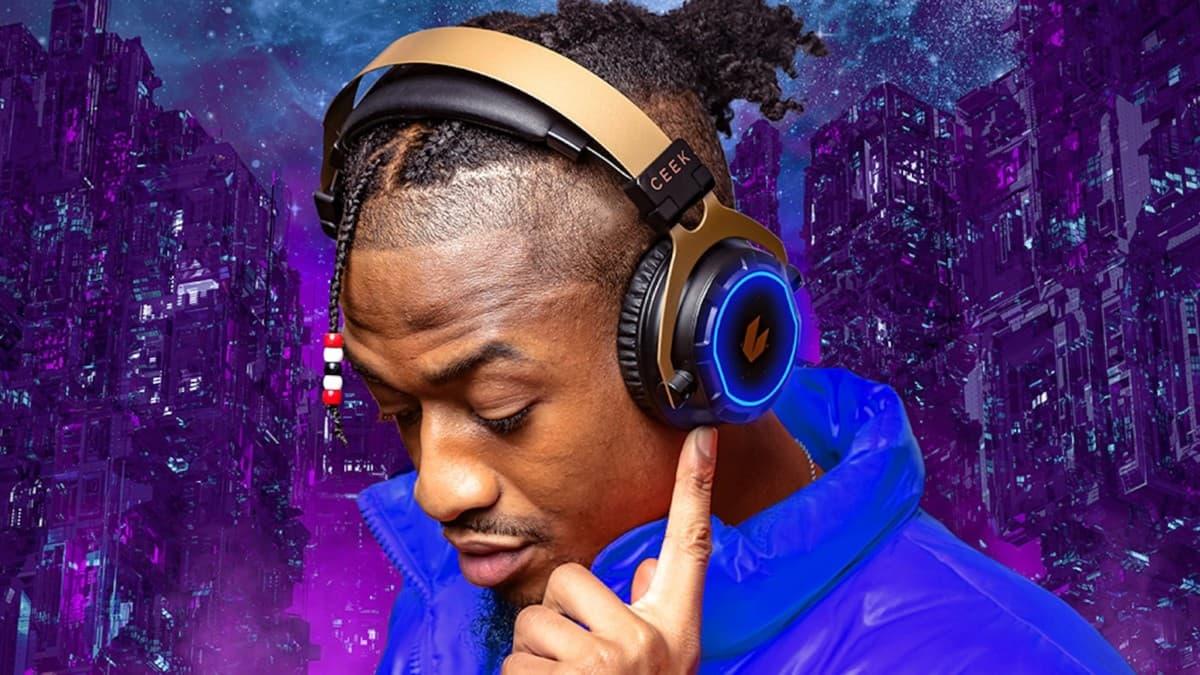 CEEK 360 Wireless 4D Headphones