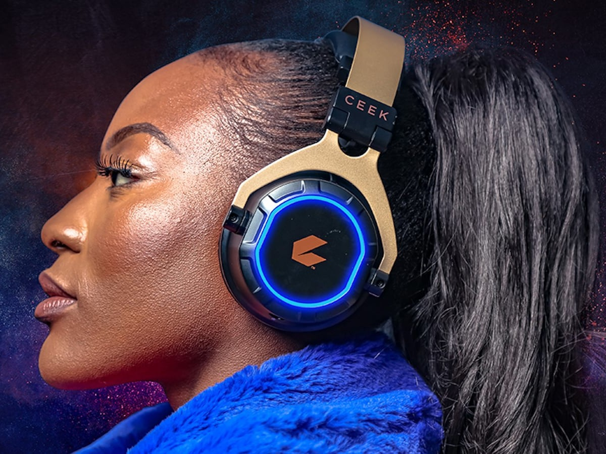 CEEK 360 Wireless 4D Headphones Has The Best Experience Ever