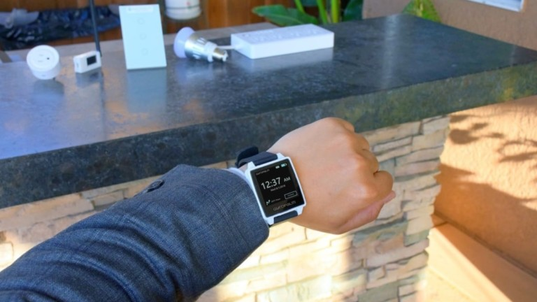 GyroPalm Patented Gesture Controlled Wearable