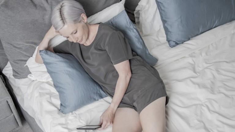 Equilibrium Sleep Set Technical Sleepwear