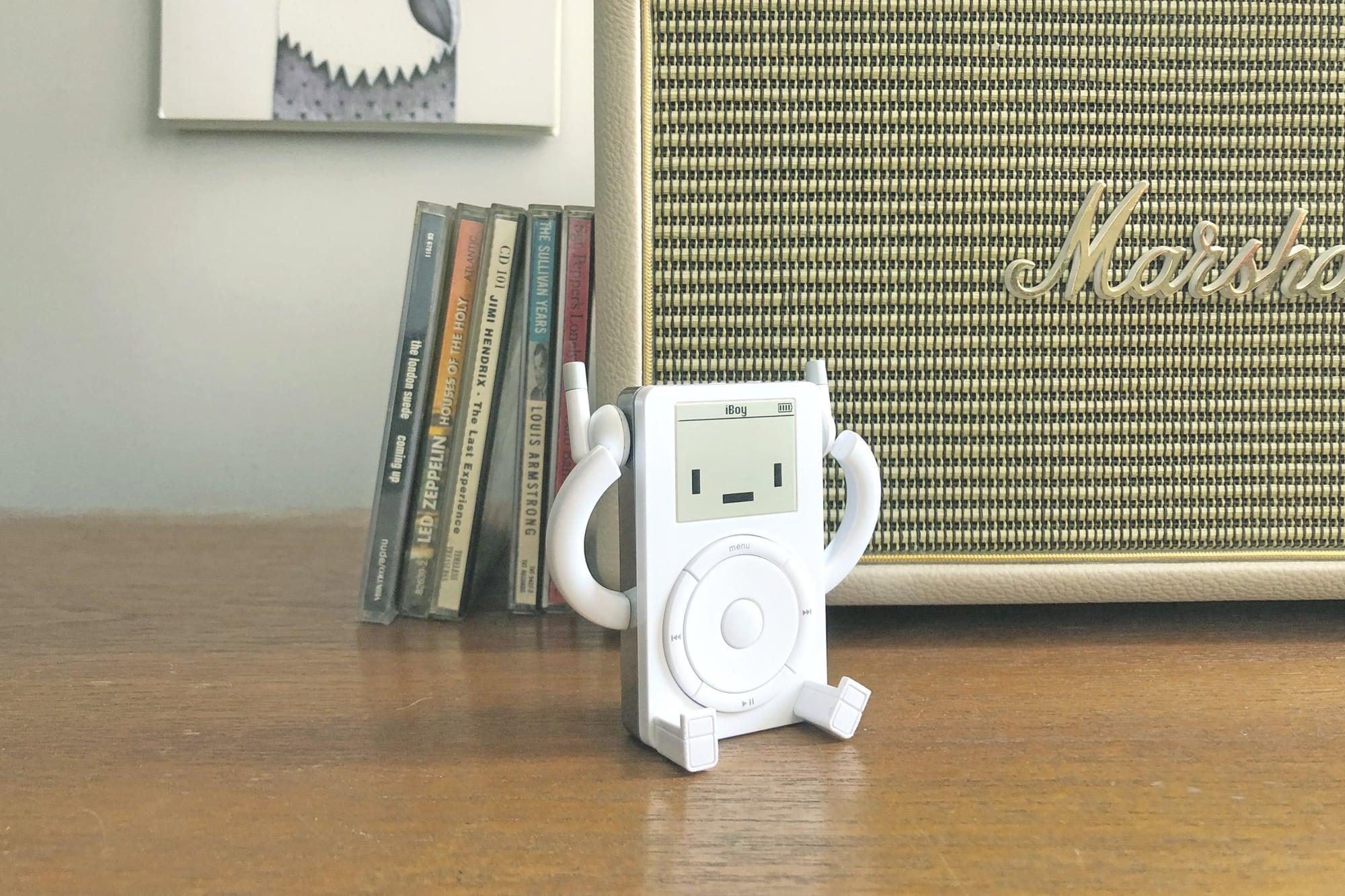 Classicbot iBoy Retro Toy