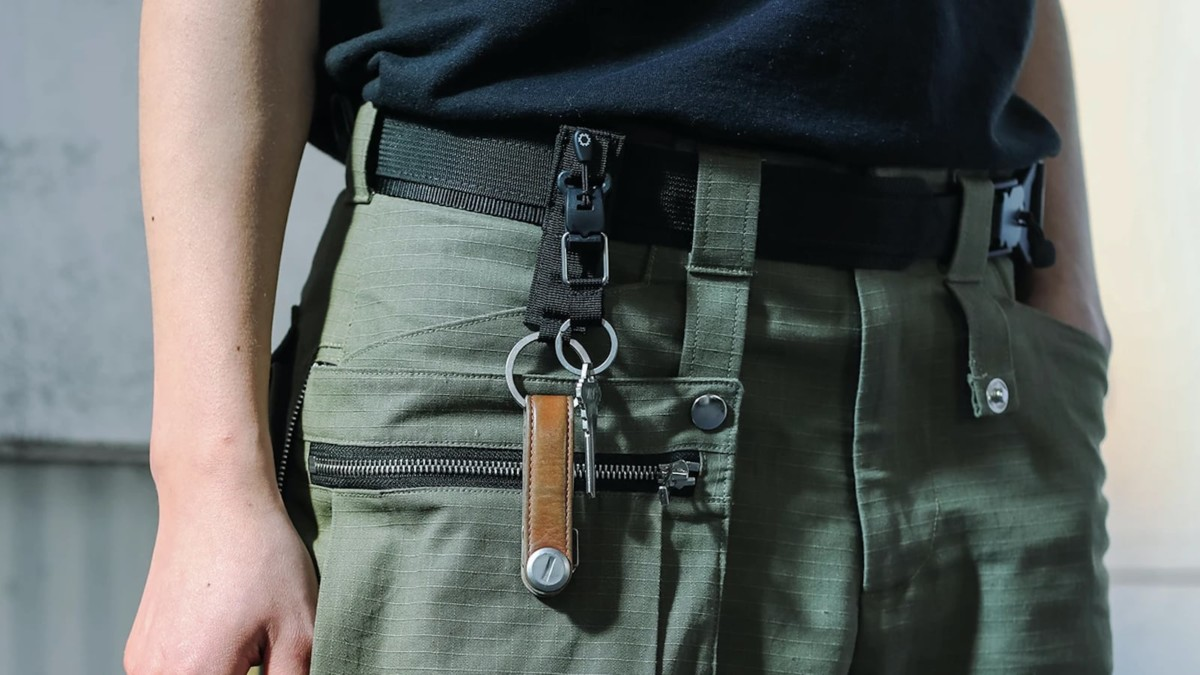 DSPTCH Fidlock Key Chain magnetic accessory holder makes it even easier to carry your keys