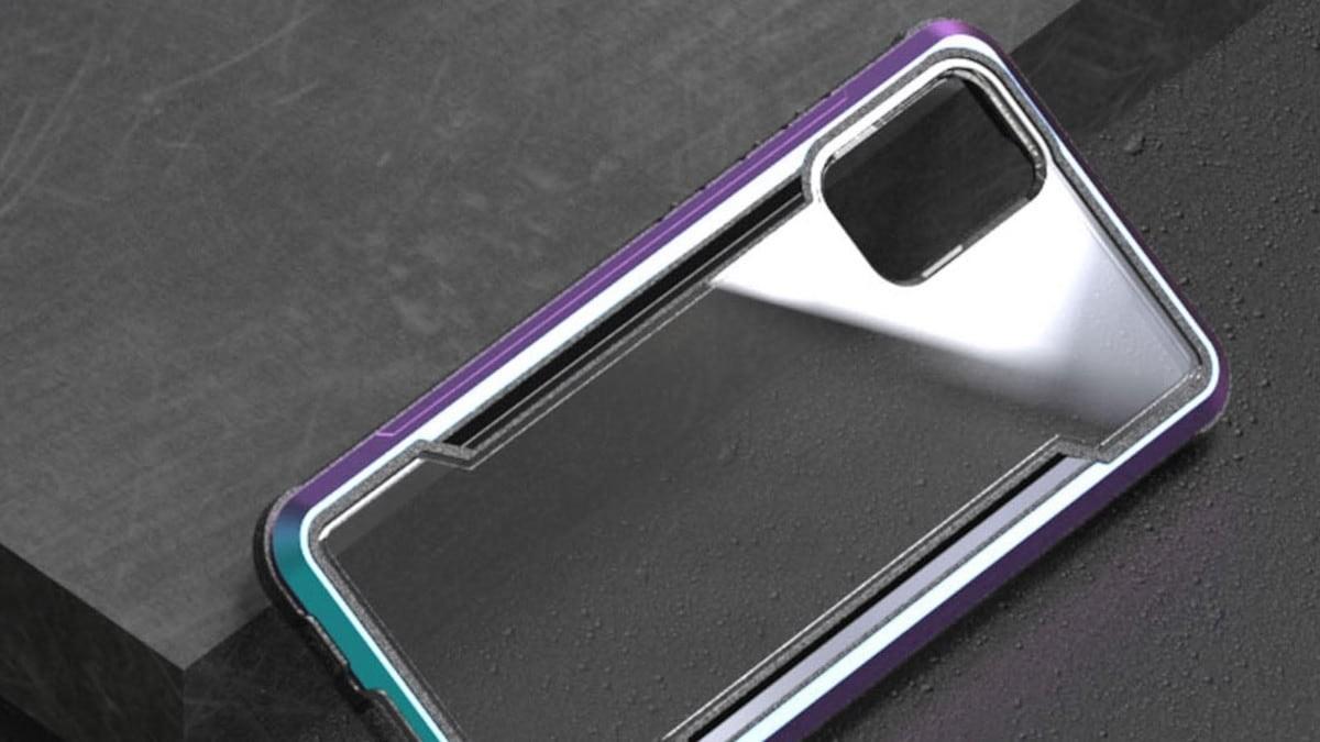 Galaxy S20 series cases design