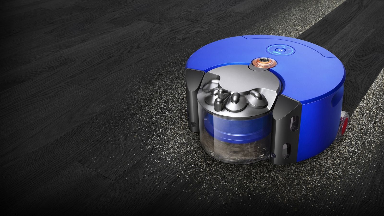 Dyson 360 Heurist Powerful Suction Robot Vacuum