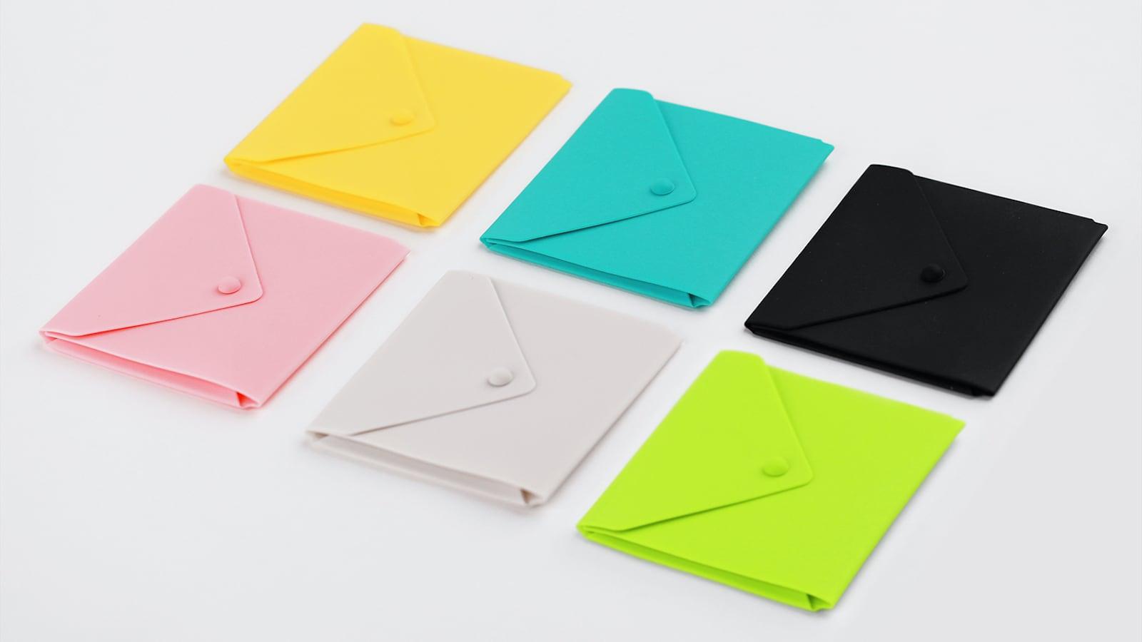 ELFRhino Silicone Envelope Mask Holder