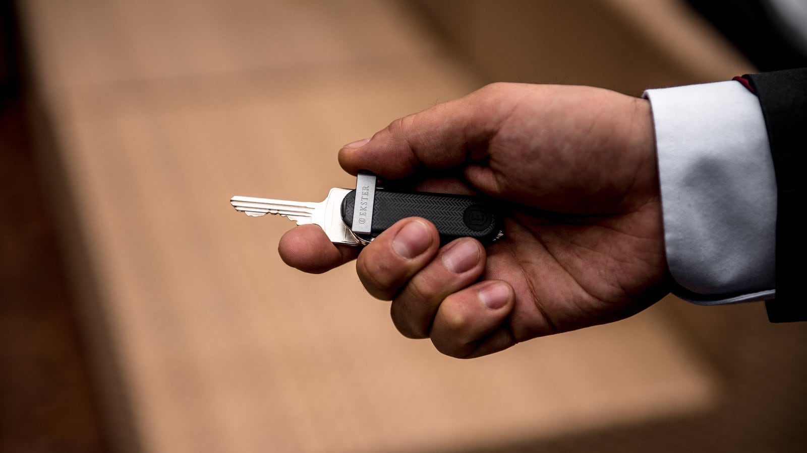 Ekster Compact Smart Key Holder