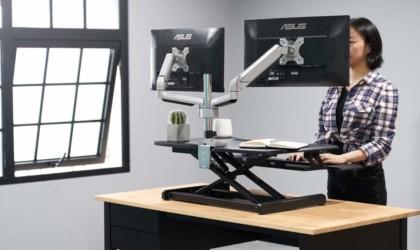 FEZIBO Ergonomic Standing Desk Converter