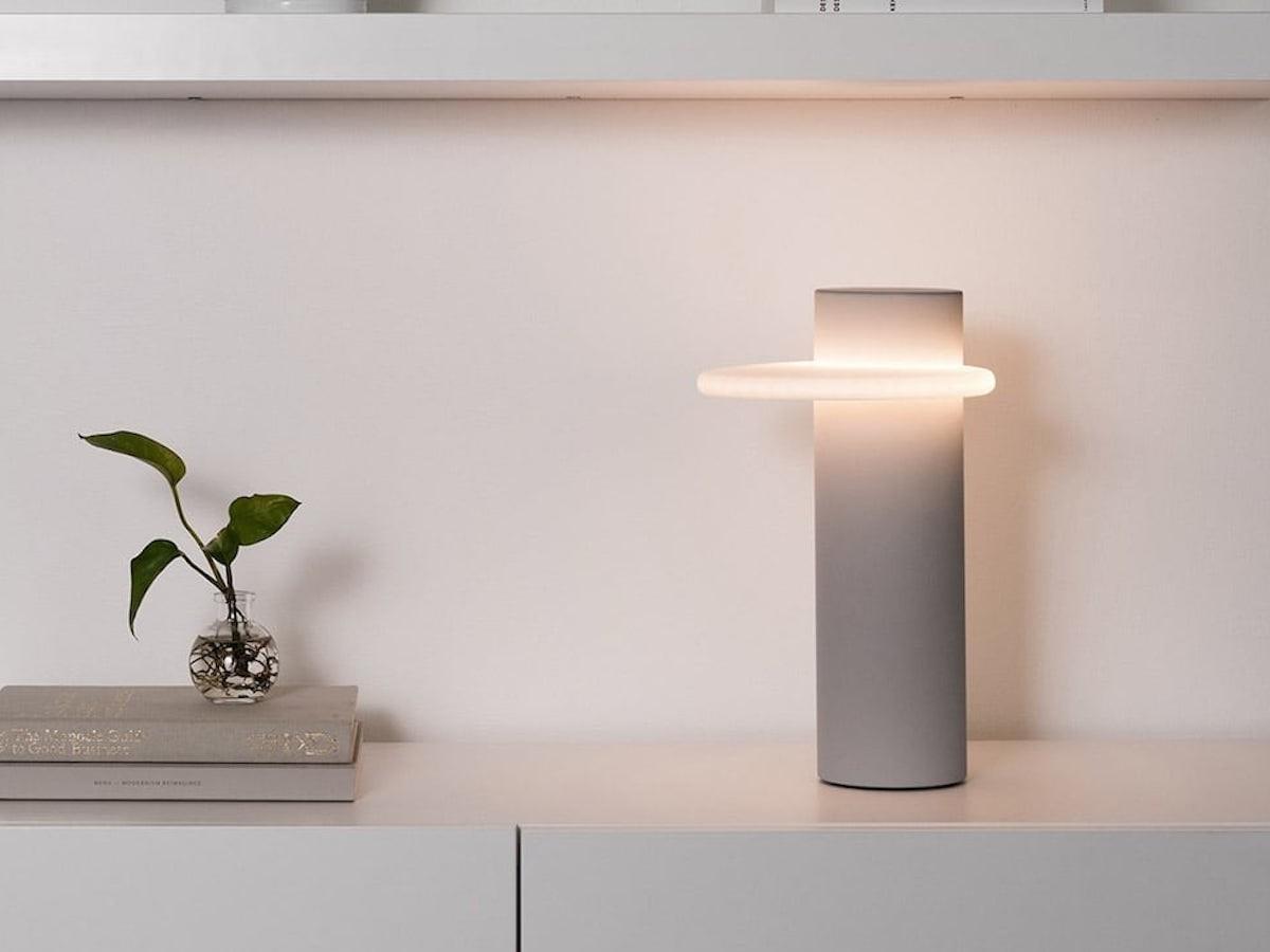 Filippo Mambretti Dulce Table Light Modern Lamp combines retro and new design