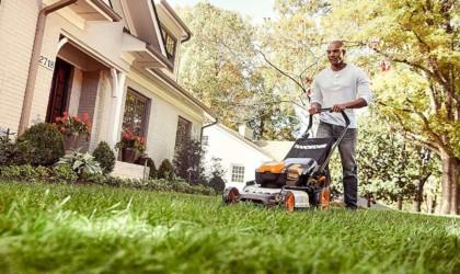 Worx 40V 20″ Mower Mulching Lawn Mower