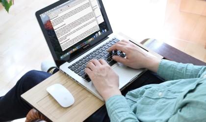 Flio Up Foldable Lap Desk