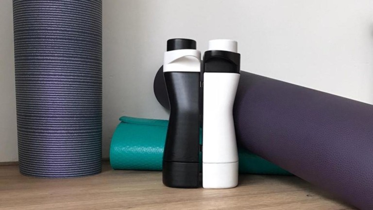 Fusion Kinetic Magnetic 2-in-1 Water Bottle