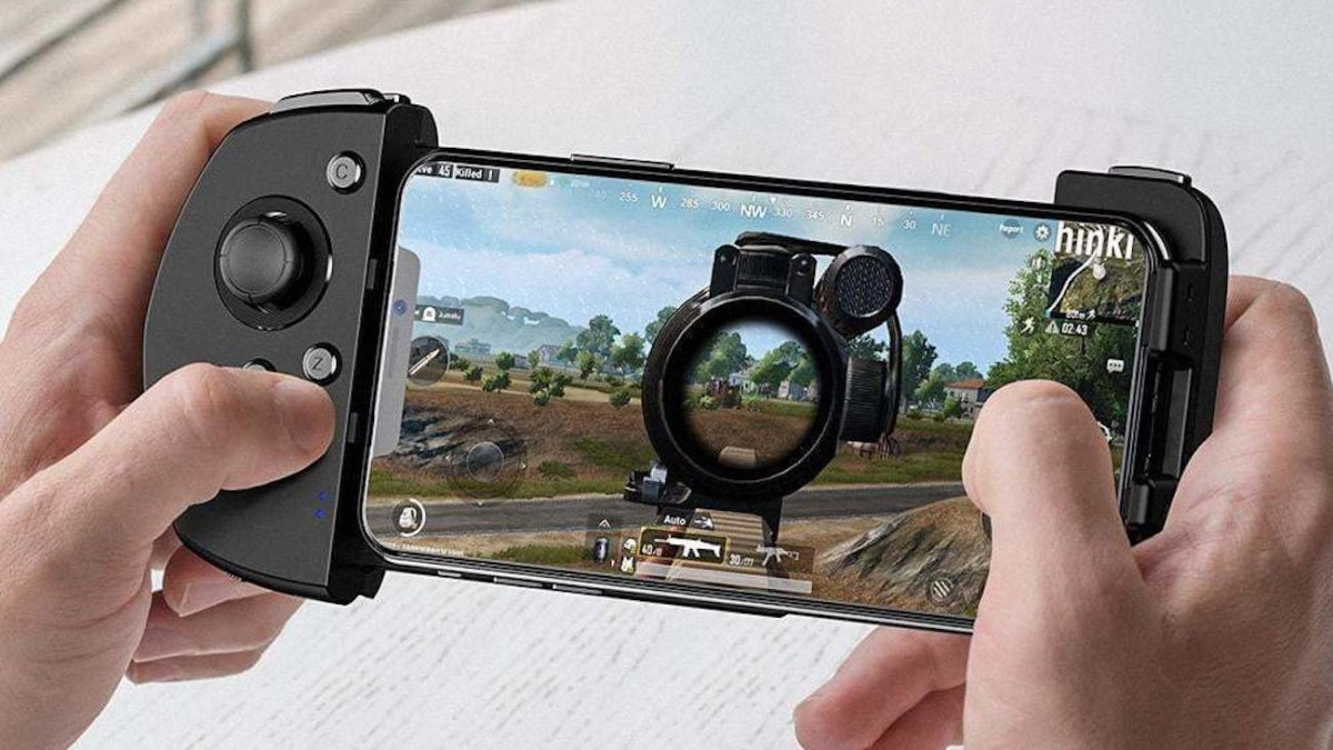 GameSir G6 iPhone Game Controller lets you play with your left hand