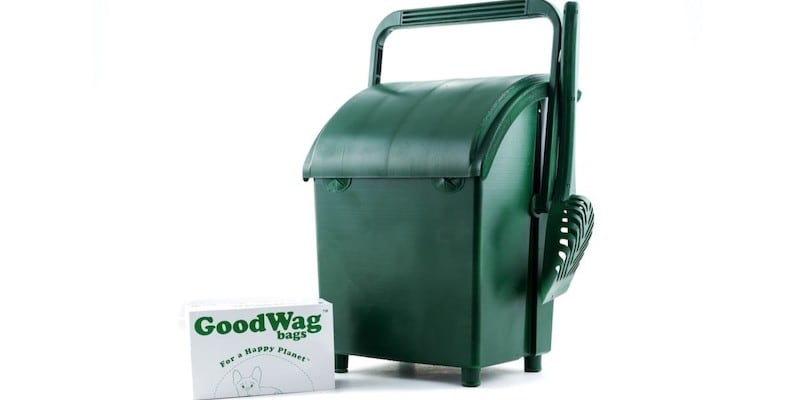 GoodWag Backyard Dog Waste Pail