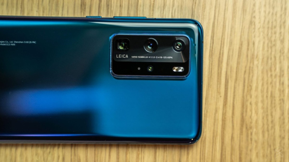 Huawei P40 Series Ultra Vision Smartphones give you improved zoom for better photos