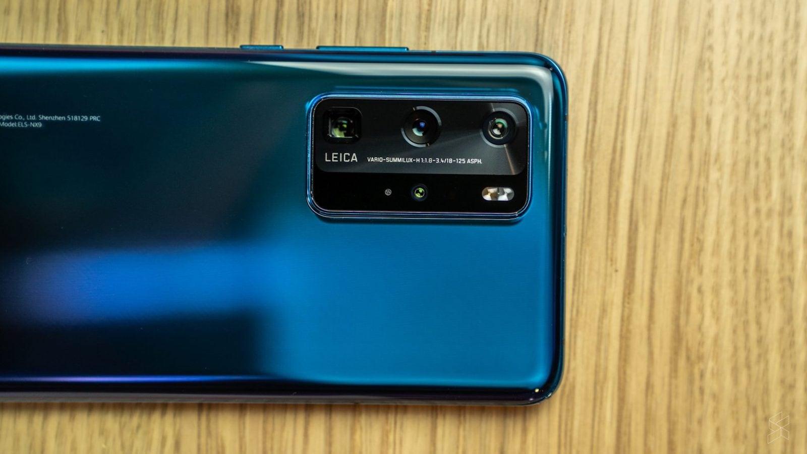 Huawei P40 Series Ultra Vision Smartphones