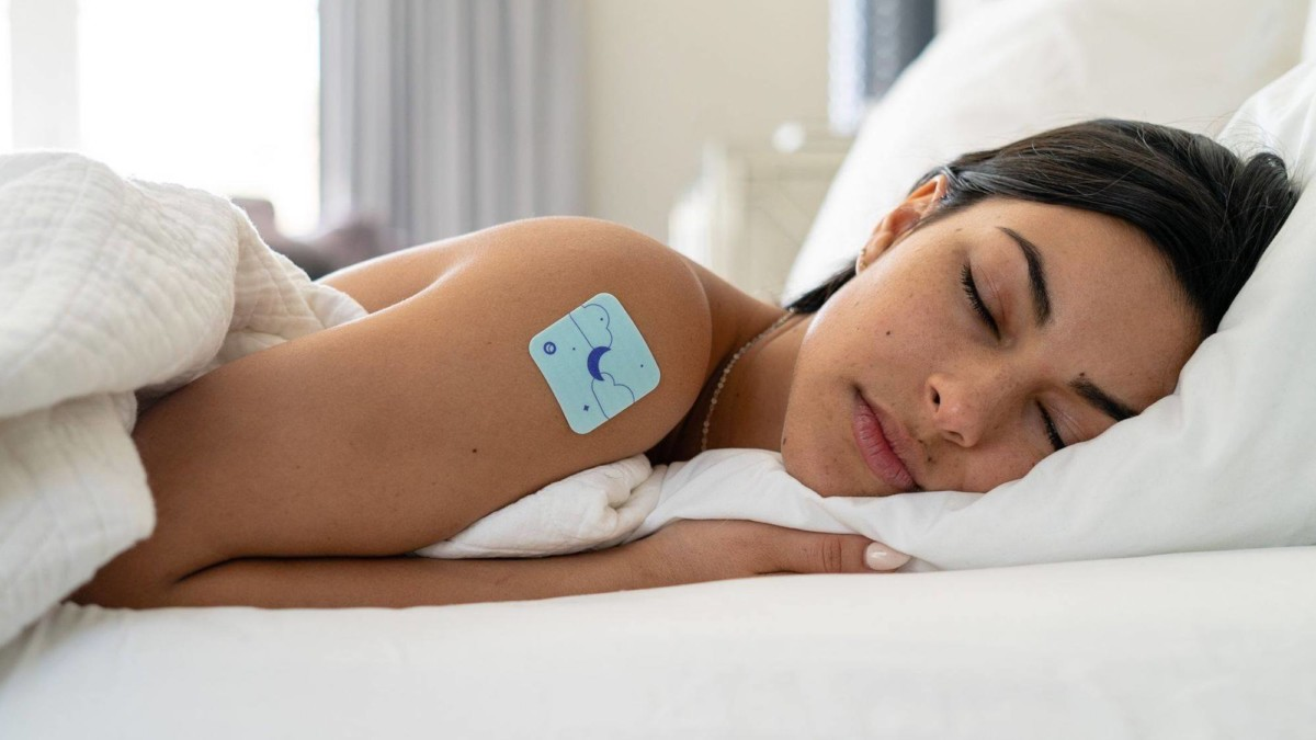 Klova ZPatch Sleeping Patch uses natural ingredients to help you rest