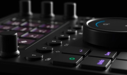 The Loupedeck CT Editing Console