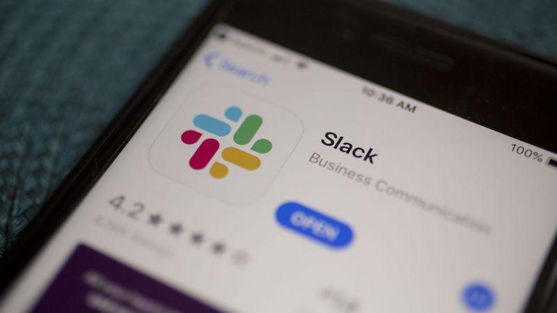 Slack App on the App Store