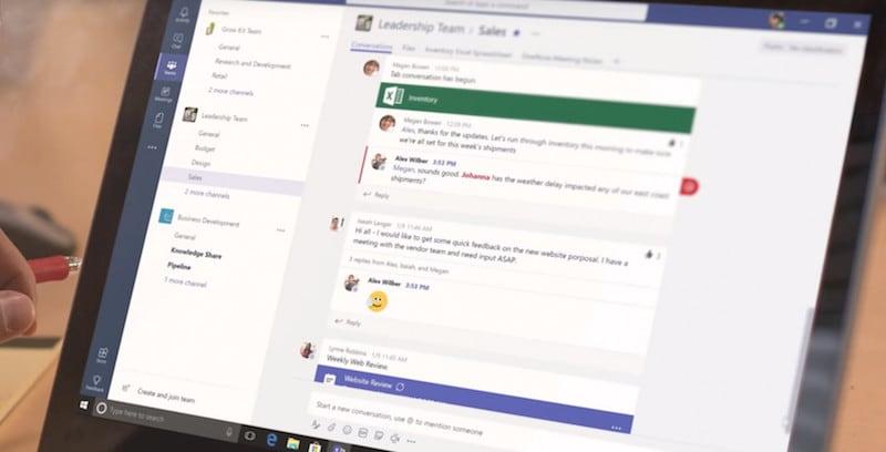 Microsoft Teams App Dashboard