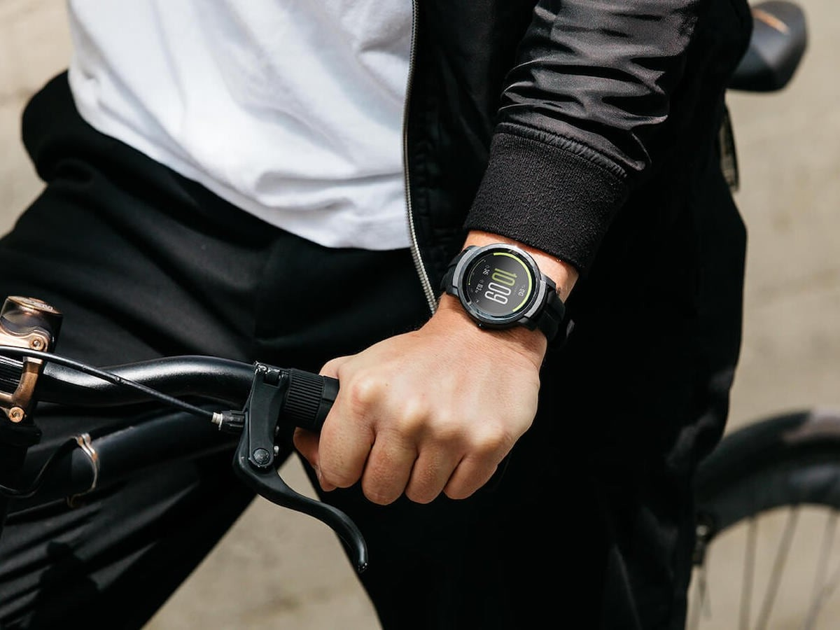 Mobvoi TicWatch E2 Fitness & Swimming Smartwatch meets all your active lifestyle needs