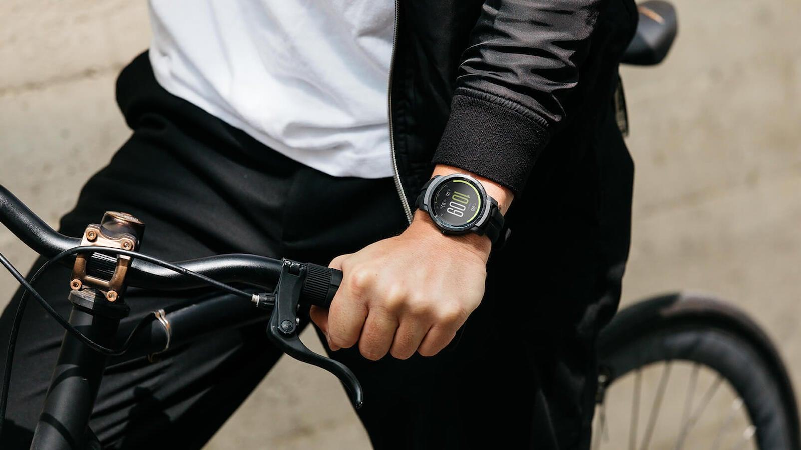 Mobvoi TicWatch E2 Fitness & Swimming Smartwatch