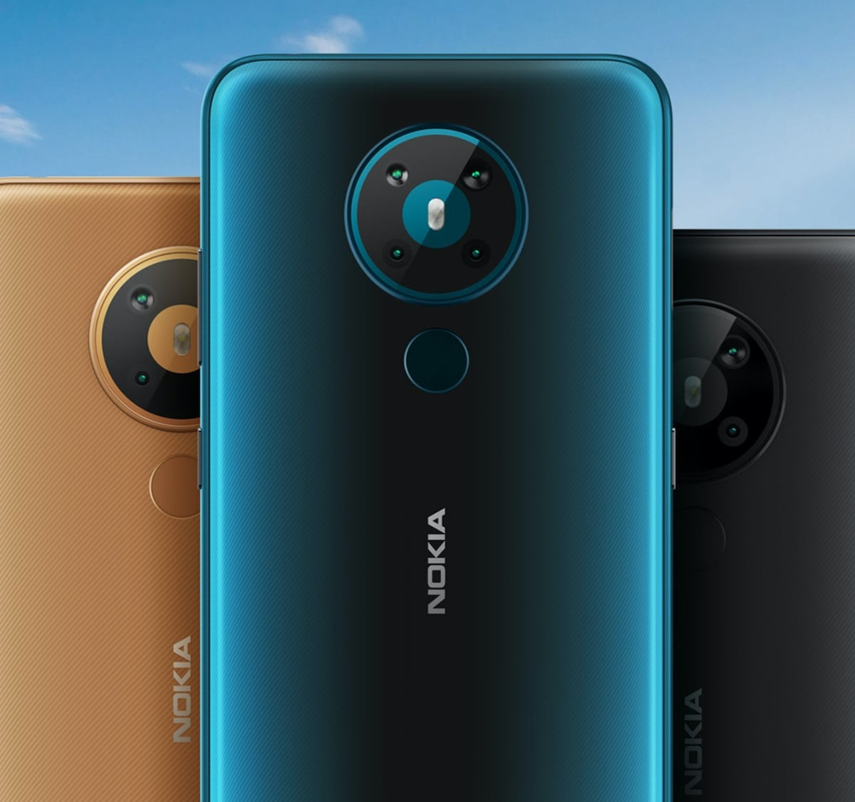 Nokia 8.3 5G 4K Ultra HD Smartphone has built-in ZEISS cinematic effects