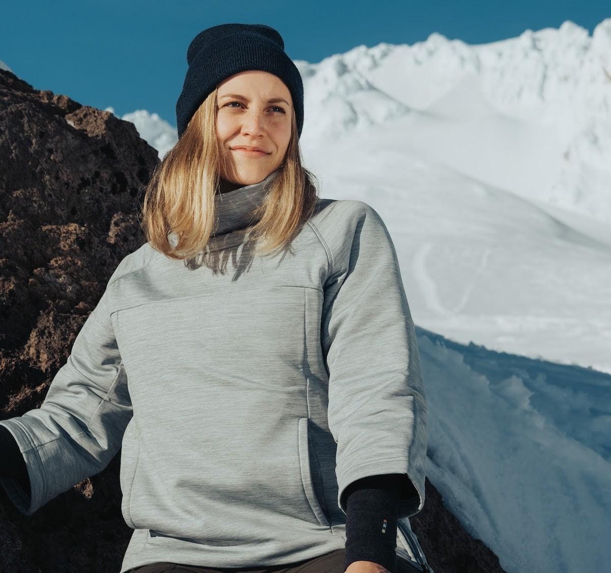OROS Warm Outerwear uses the same insulation as NASA