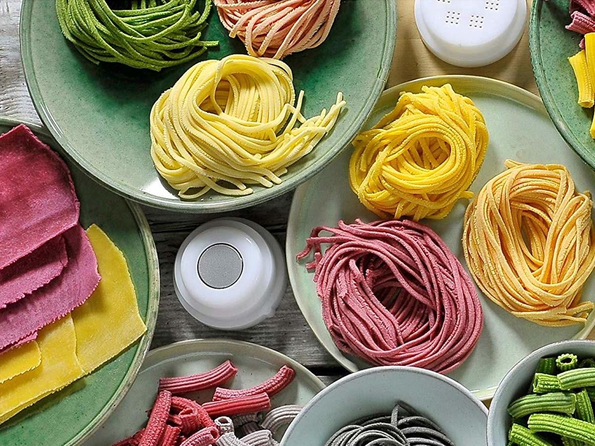 Philips Pasta Maker Plus Noodle Machine makes fresh pasta in just 10 minutes