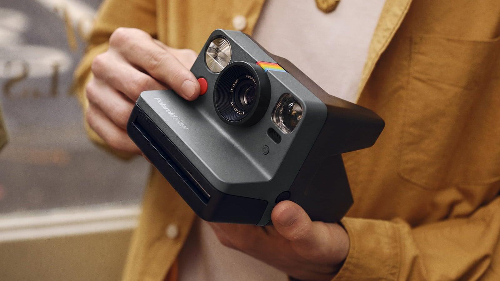 Polaroid Now Autofocusing Instant Camera