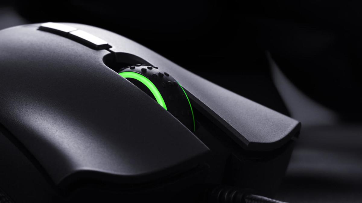 Razer DeathAdder Elite Esports Mouse has a 16,000 DPI optical sensor