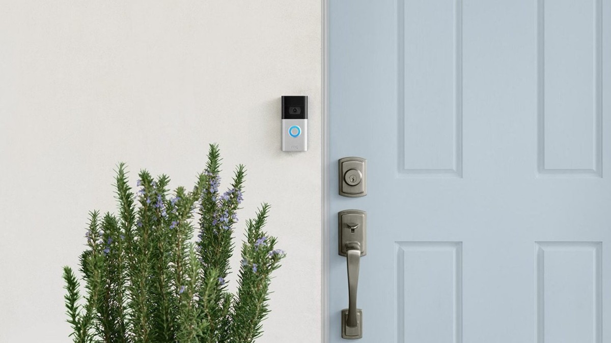 Ring Next-Generation Video Doorbell 3 prioritizes your security